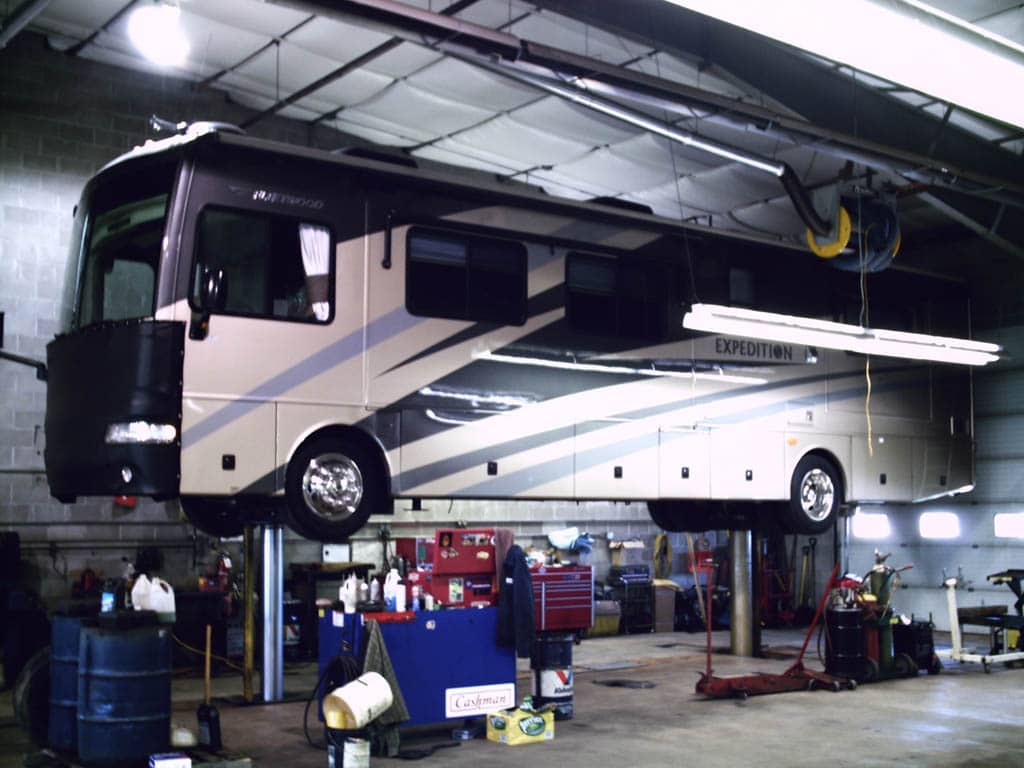 rv repair service stoughton wi